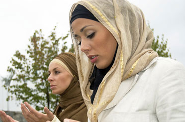 muslim single women in sharon Under the muslim faith, single men and women can't be alone together the belief is that when eligible muslim men and women see each other without a chaperon present, the devil is also.