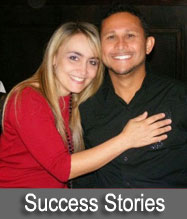Success matrimonial stories with photo