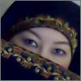Мусульманка из Кахастана